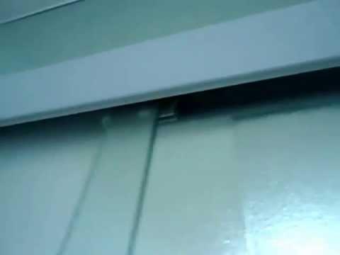 Fechamento de Lavanderia (Vidraçaria Araci)