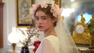 Le Wedding, Cest Chic : Vintage Wedding Dresses Made With Real Vintage Fabric