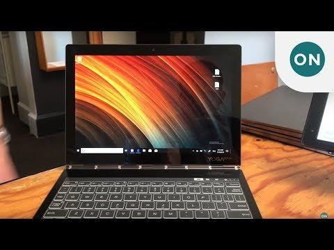 7851997dd2e Google News - Lenovo Yoga Book C930 review - Overview