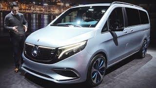 Mercedes-Benz EQV 2020 - dabar
