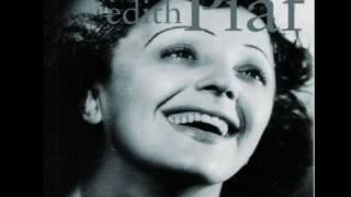 Édith Piaf - Je Ne Regrette Rien