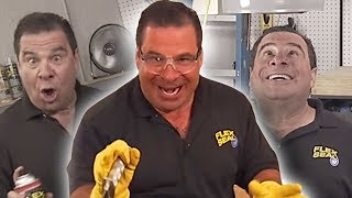 SOMEONE STOP THIS MADMAN! (Flex Tape)