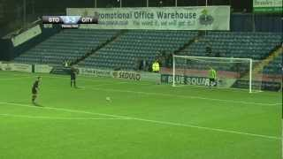 preview picture of video 'HIGHLIGHTS City EDS v Stockport in the Manchester Senior Cup'