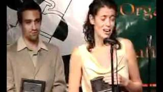 Lin-Manuel Miranda & Nilo Cruz & Quiara Alegria Hudes – HOLA Awards 2007