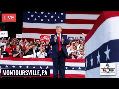 FULL RALLY: President Donald Trump MAGA Rally in Montoursville, PA 5/20/19
