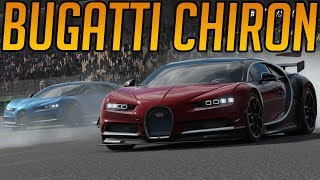 Forza 7 Another Bugatti Chiron Video