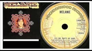 Melanie - Yes Sir, That's My Baby (Vinyl)