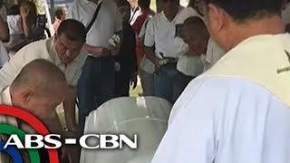 TV Patrol: 19 Anyos Na Namatay Noong Sinulog Concert Inilibing Na