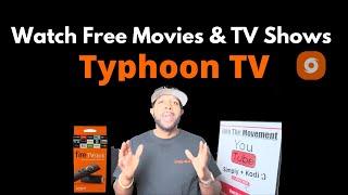 Install Typhoon TV APK (Amazon Fire TV Devices)