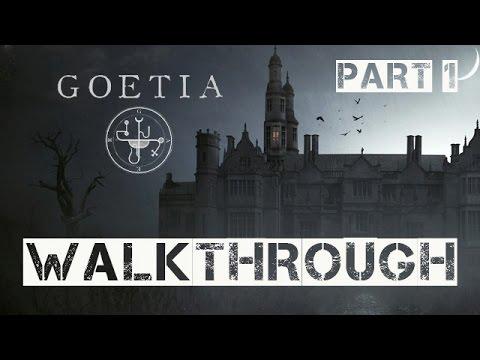 Goetia Walkthrough Part 1