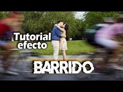 Clase de fotografía gratis efecto Barrido