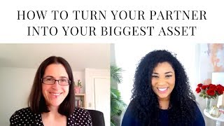 How to Turn Your Partner Into Your Biggest Asset in Business with Dr. Jenev Caddell