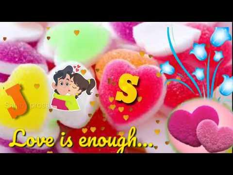 S Love J Name Wallpaper Download Game Wallpaper