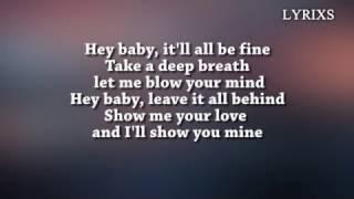 Dimitri Vegas & Like Mike vs Diplo - Hey Baby (Lyrics Video)