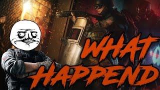 What Happend - Rainbow Six Siege
