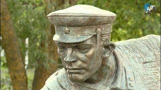 В Великом Новгороде почтили память героев Великой Отечественной войны