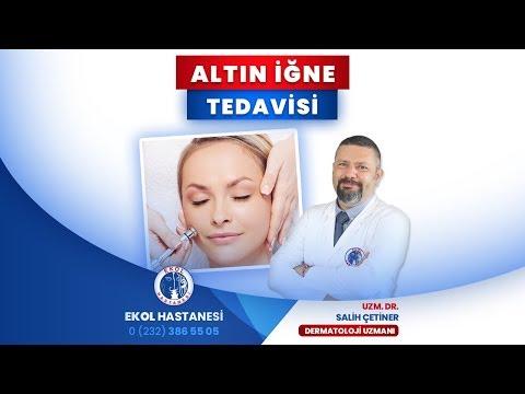 Altın İğne Tedavisi - Uzm. Dr. Salih Çetiner - İzmir Ekol Hastanesi