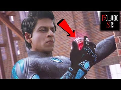 [PWW] Plenty Wrong With Ra.One (194 MISTAKES) Full Movie | Shahrukh khan | Bollywood Sins #14