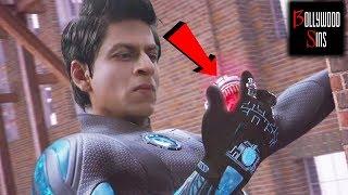 Shah Rukh Khan in a battelship - RA.One