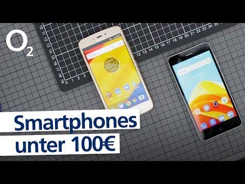 Die besten Smartphones unter 100€ - Top Einsteiger-Handys im Test