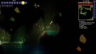 Terraria 1.3.4.4 (Expert Mode) s3e29 - В джунгли за фруктами