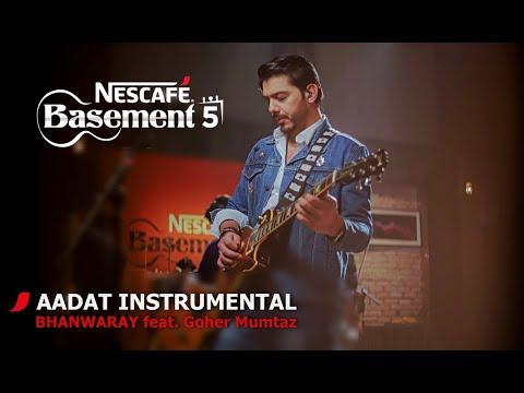 AADAT INSTRUMENTAL/BHANWARAY feat. Goher MumtazNESCAFÉ Basement Season 52019