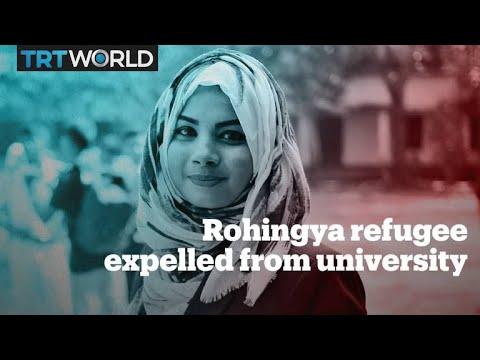 Bangladesh university suspends student after Rohingya identity revealed
