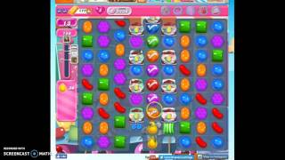 Candy Crush Level 2238 help w/audio tips, hints, tricks