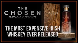 The Chosen: The Most Expensive Irish Whiskey Ever Released