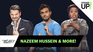 Relationships and Bad Last Names with Nazeem Hussain and More   The Weakly   Laugh Out Loud Network