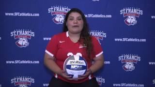 Meet The 2015 SFBK Volleyball Team: Mireya Ramirez