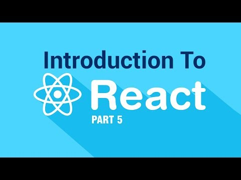 React JS StarterPack | Review | Part 5 | Eduonix