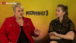 Interview Rebel Wilson &  Hailee Steinfeld