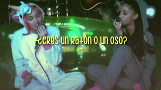 Miley Cyrus ft. Ariana Grande - Don't Dream It's Over (Español)