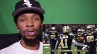 Saints Vs. Panthers NFL Week 13 Highlights