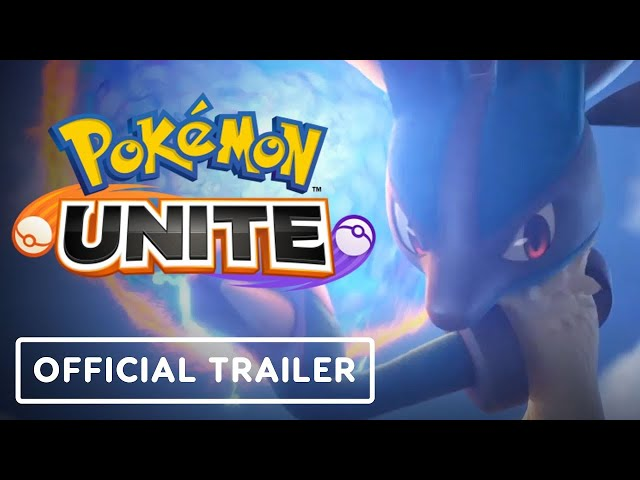 All Playable Pokemon In Pokemon Unite