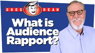 What is Audience Rapport?