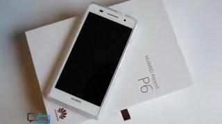 HUAWEI Ascend P6-U06 (Black) купить в интернет-магазине: цены на