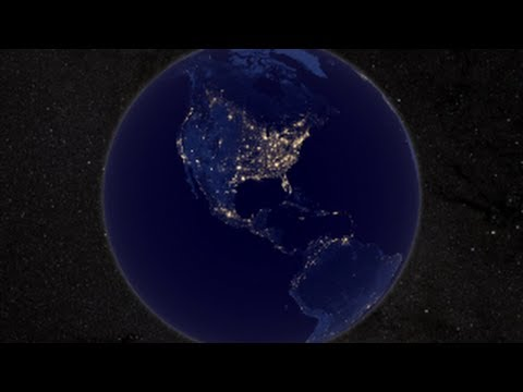 Black Marble: Astonishing NASA Images of Earth at Night