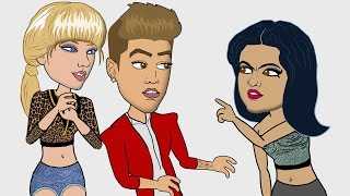 Gambar cover Taylor Swift & Justin Bieber Caught by Selena Gomez (HHB)