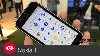 Nokia 1 (MWC 2018)