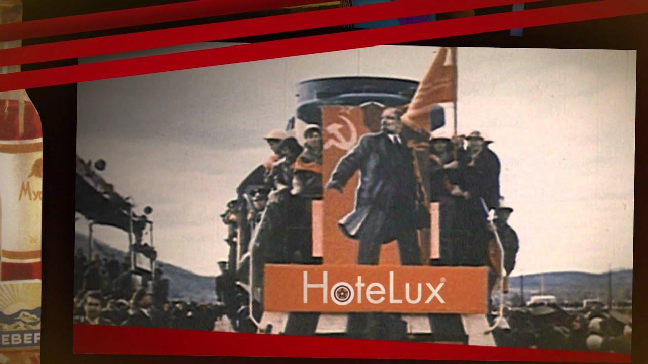Standbild aus Werbefilm: Dekoration in Hotel
