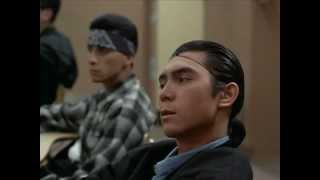 Stand and Deliver (1988) scene