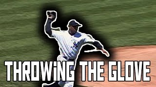 MLB: Throwing The Glove (HD)