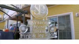 Saybrook Point Inn & Spa - Fire & Ice Event