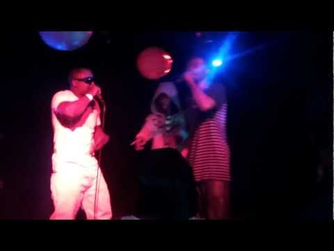 C Dot Starr And J-Rocc (Team Official Ckartel) Live At Jet Longe