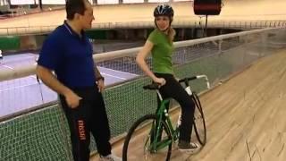 Велотрек -- спорт без тормозов