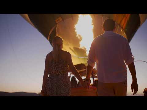 The Romantic Side of Hot Air Ballooning