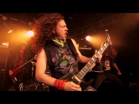 STRIKER - Fight For Your Life (Official) | Napalm Records online metal music video by STRIKER