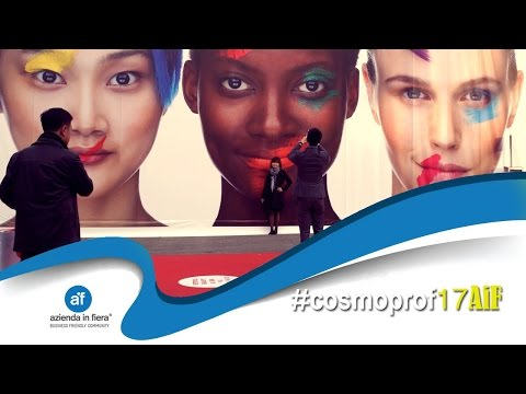 Cosmoprof e Cosmopack - le novità dell'edizione 2017
